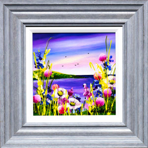 Seaside Blooms - Original - SOLD