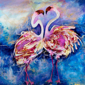 Shake Your Tail Feather - SOLD Rozanne Bell
