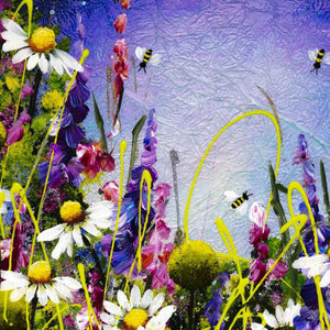 Sparkles In The Meadow II - Original - SOLD