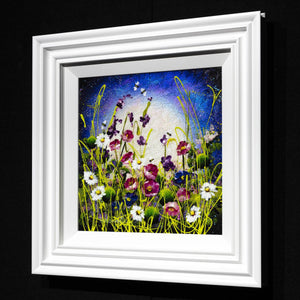 Spring is Coming - Original Rozanne Bell Framed