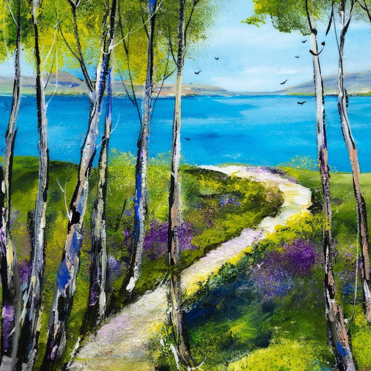 The Winding Path - Original