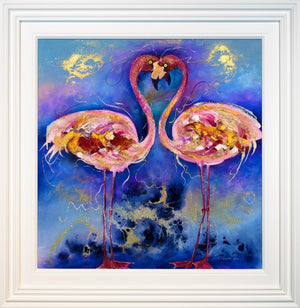 Think Pink - SOLD Rozanne Bell