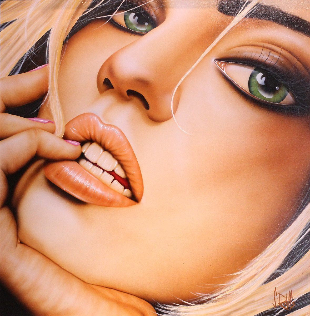 Born This Way - SOLD Scott Rohlfs
