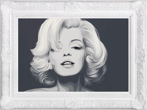 Norma Jeane - Original - SOLD Simon Claridge