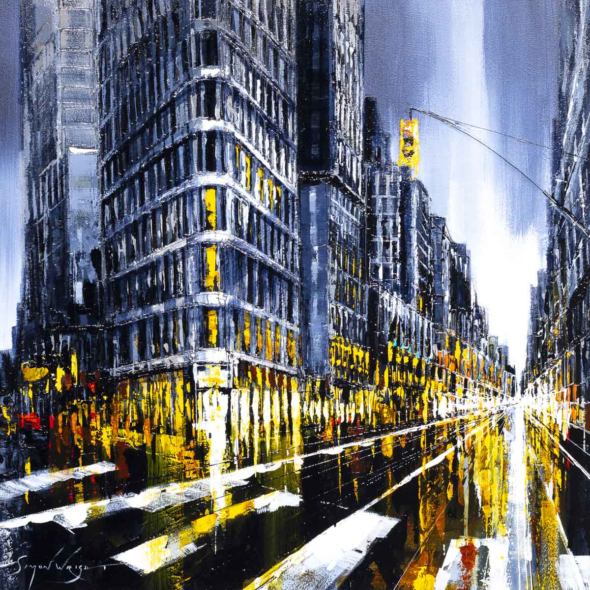New York Night - Original