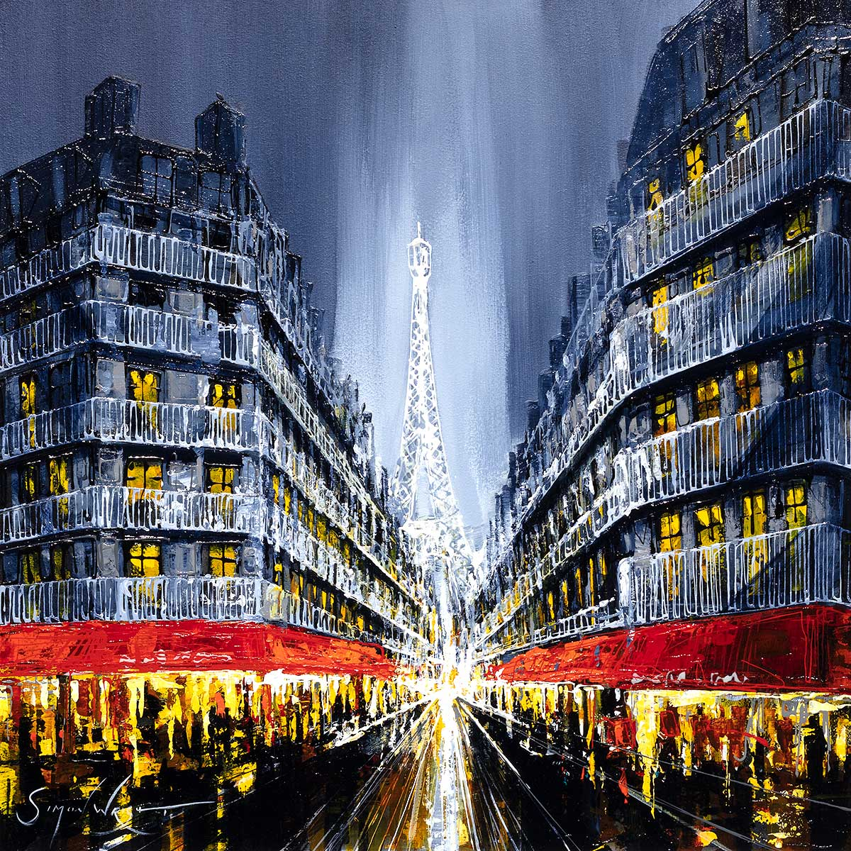 Parisian Nights - Original