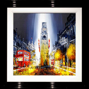 The Cenotaph - Original Simon Wright Framed