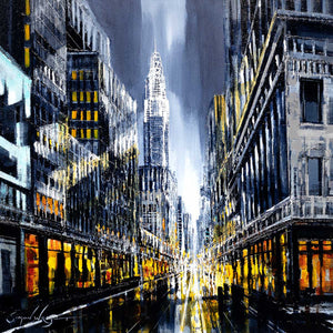 The City That Never Sleeps - Sold