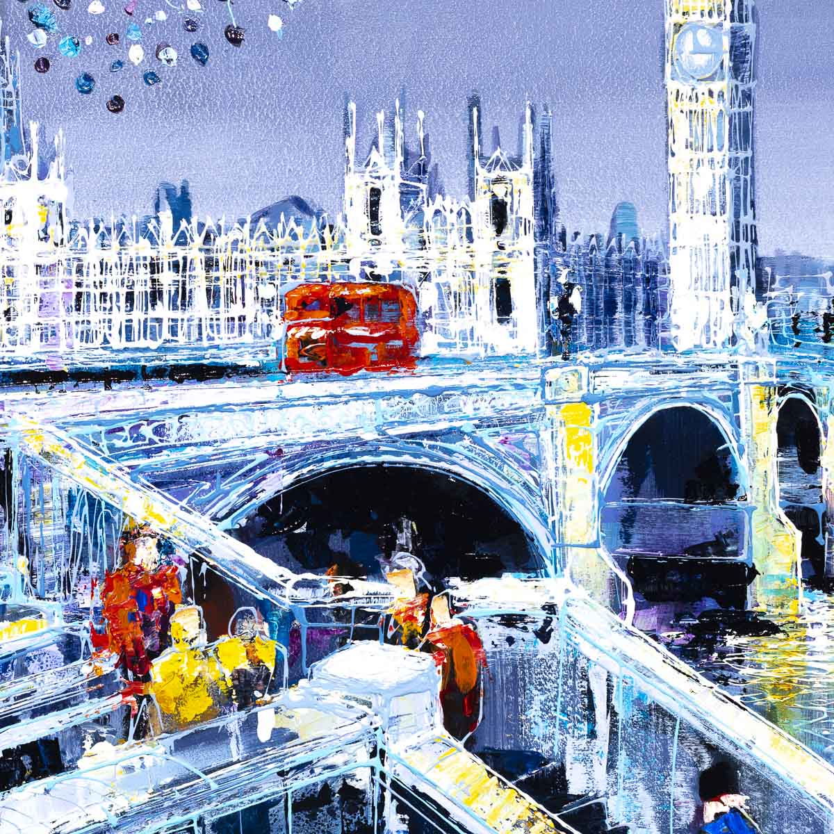 Twilight on the Thames - Original - SOLD