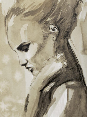 In Thought - Original Sophie Oliver