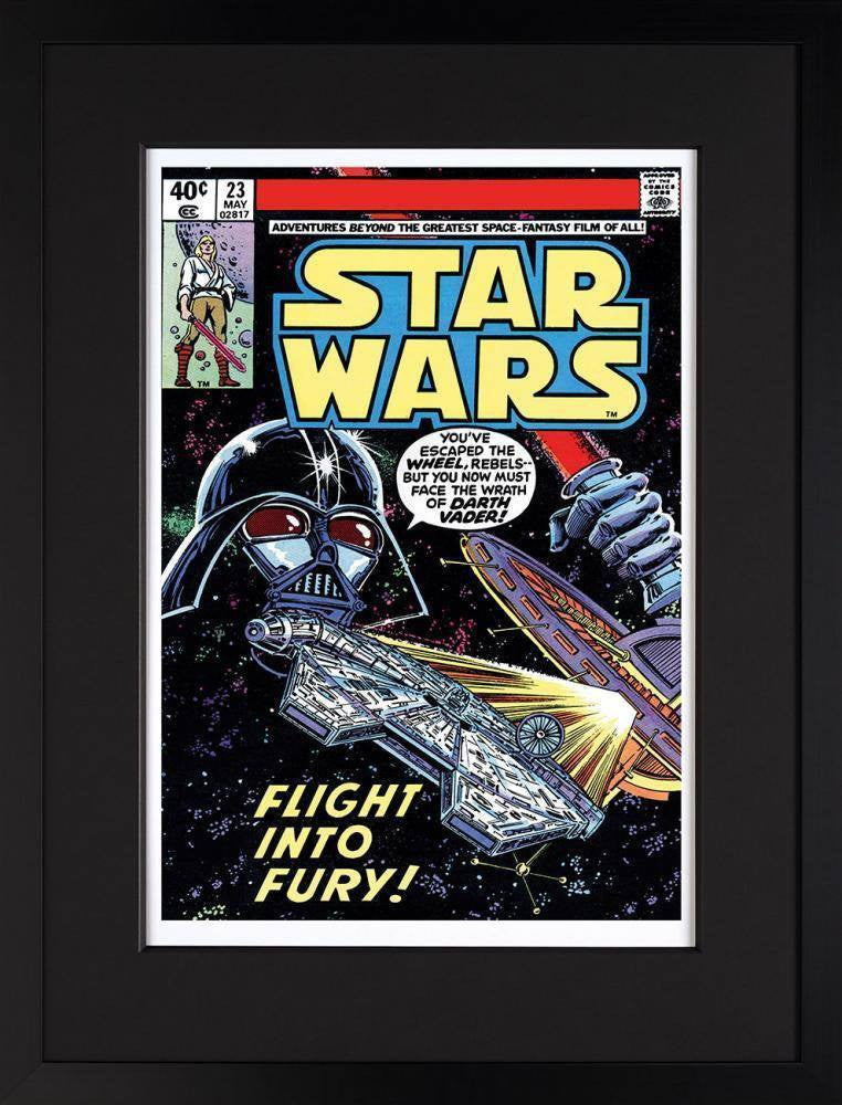 Star Wars #23 - Flight Into Fury Stan Lee