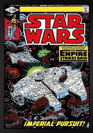 Star Wars #41 - The Empire Strikes Back - Imperial Pursuit Stan Lee