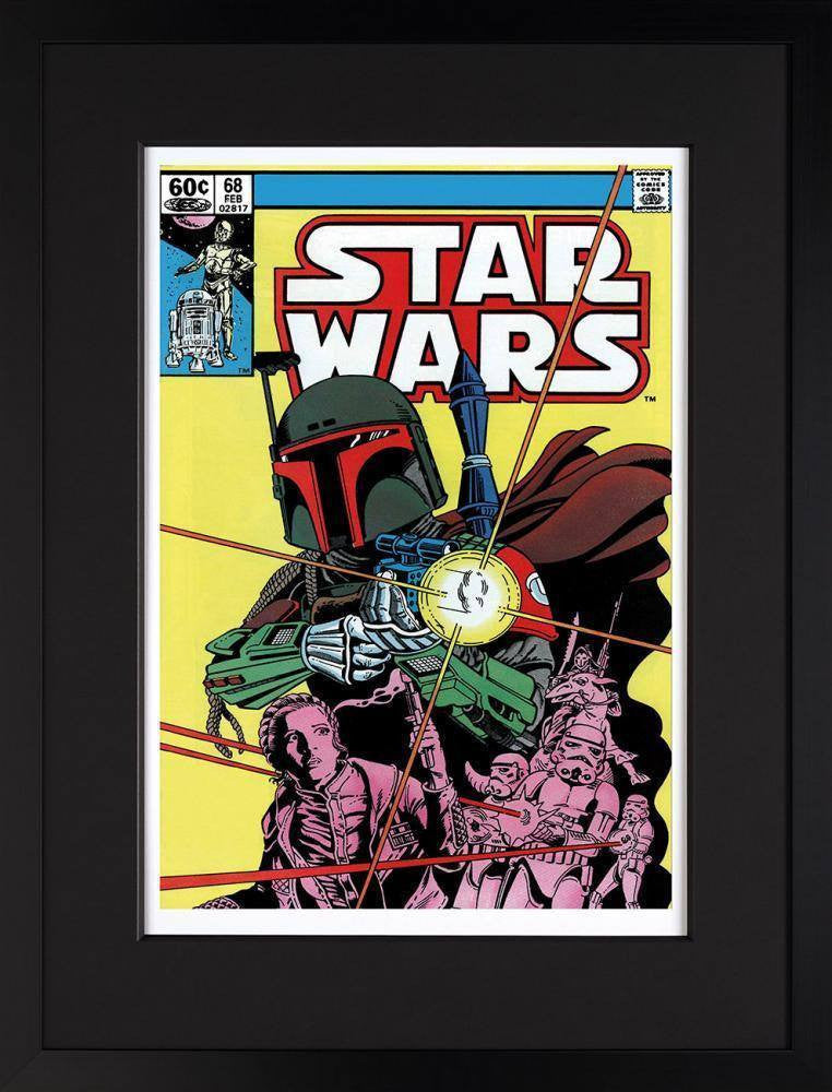 Star Wars #68 - The Search Begins Stan Lee
