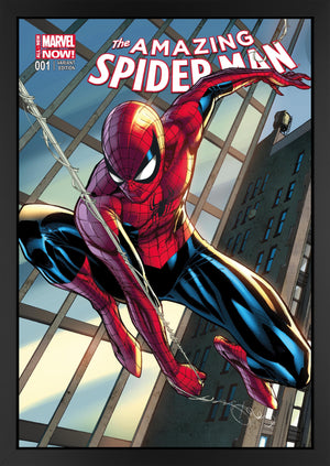 The Amazing Spider-Man #001 - 2017 Stan Lee