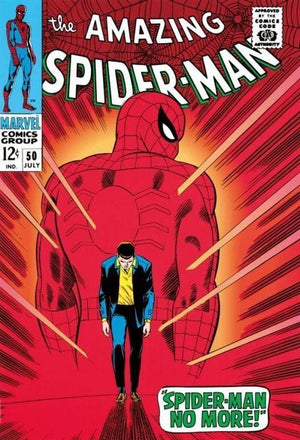 The Amazing Spider-Man #50 - SOLD OUT Stan Lee
