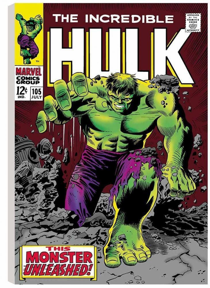 The Incredible Hulk #105 - This Monster Unleashed! - SOLD OUT Stan Lee