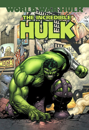 The Incredible Hulk #110 - World War Hulk Stan Lee