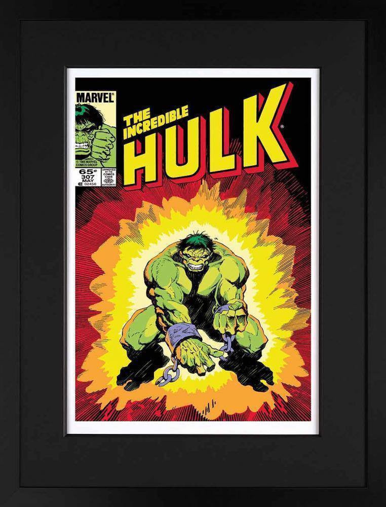 The Incredible Hulk #307 Stan Lee