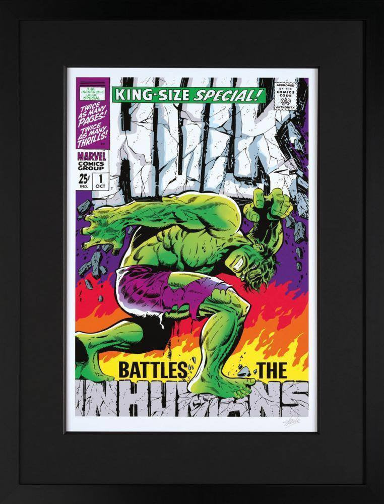 The Incredible Hulk Special #1 - SOLD OUT Stan Lee