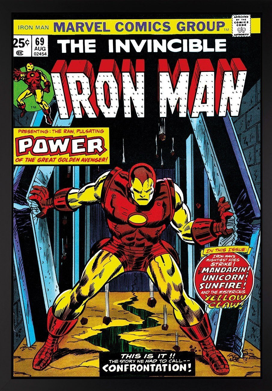 The Invincible Iron Man #69 - Confrontation! - SOLD OUT