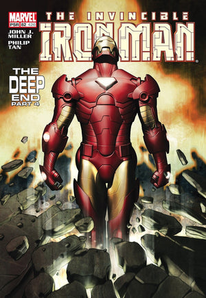 The Invincible Iron Man #82 - The Deep End - SOLD OUT Stan Lee