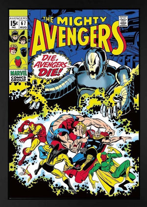 The Mighty Avengers #67 - Die, Avengers Die! Stan Lee