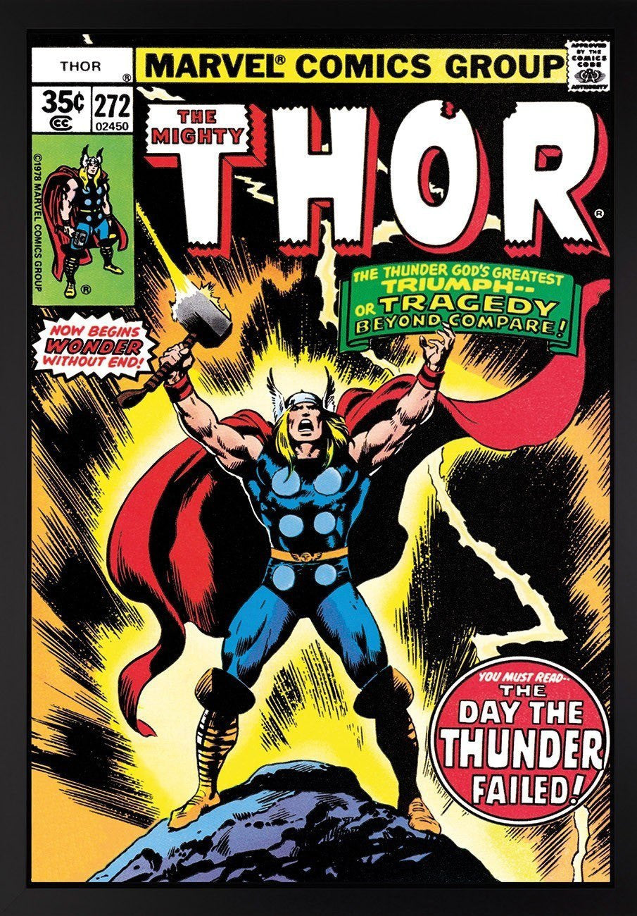 The Mighty Thor #272 - Triumph or Tragedy - SOLD OUT Stan Lee