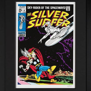 The Silver Surfer #4 - SOLD OUT Stan Lee