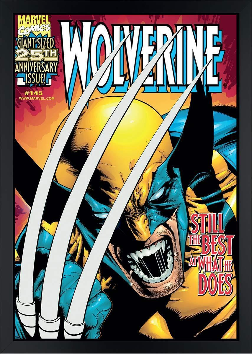 Wolverine #145 - Still The Best At What He Does Stan Lee