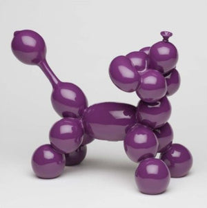 Hot Dog (Purple) Steve Lovatt
