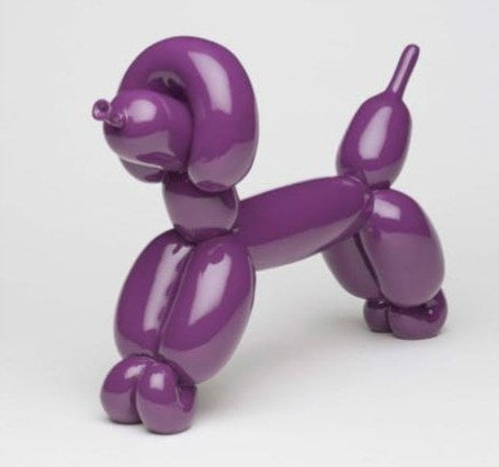 Long Dog (Purple) Steve Lovatt