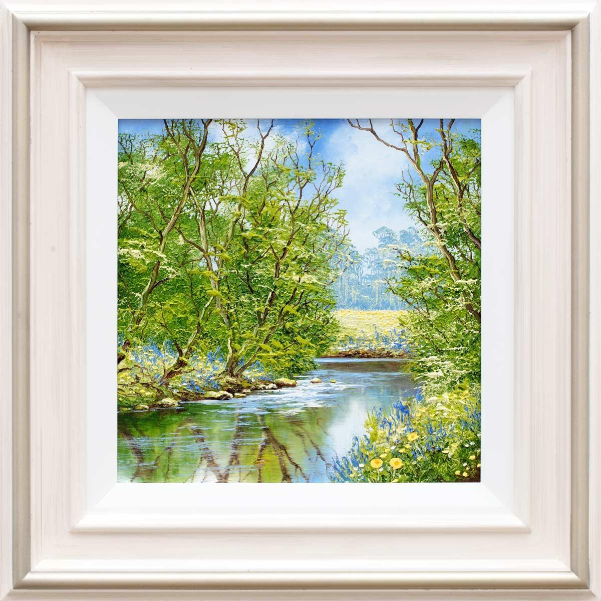 A Day in Spring - Original Terry Evans Framed