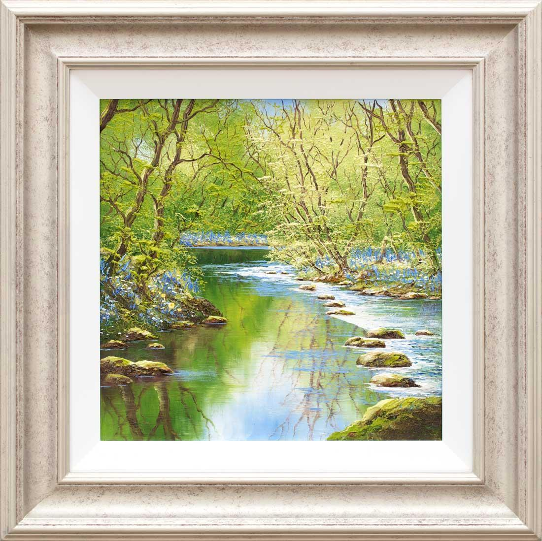 Forest Brook Terry Evans Framed