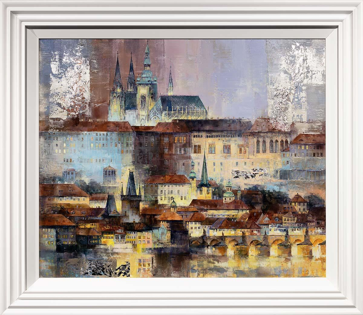 A Night In Prague - Original Veronika Benoni