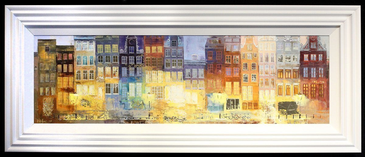 Amsterdam Evening - SOLD Veronika Benoni