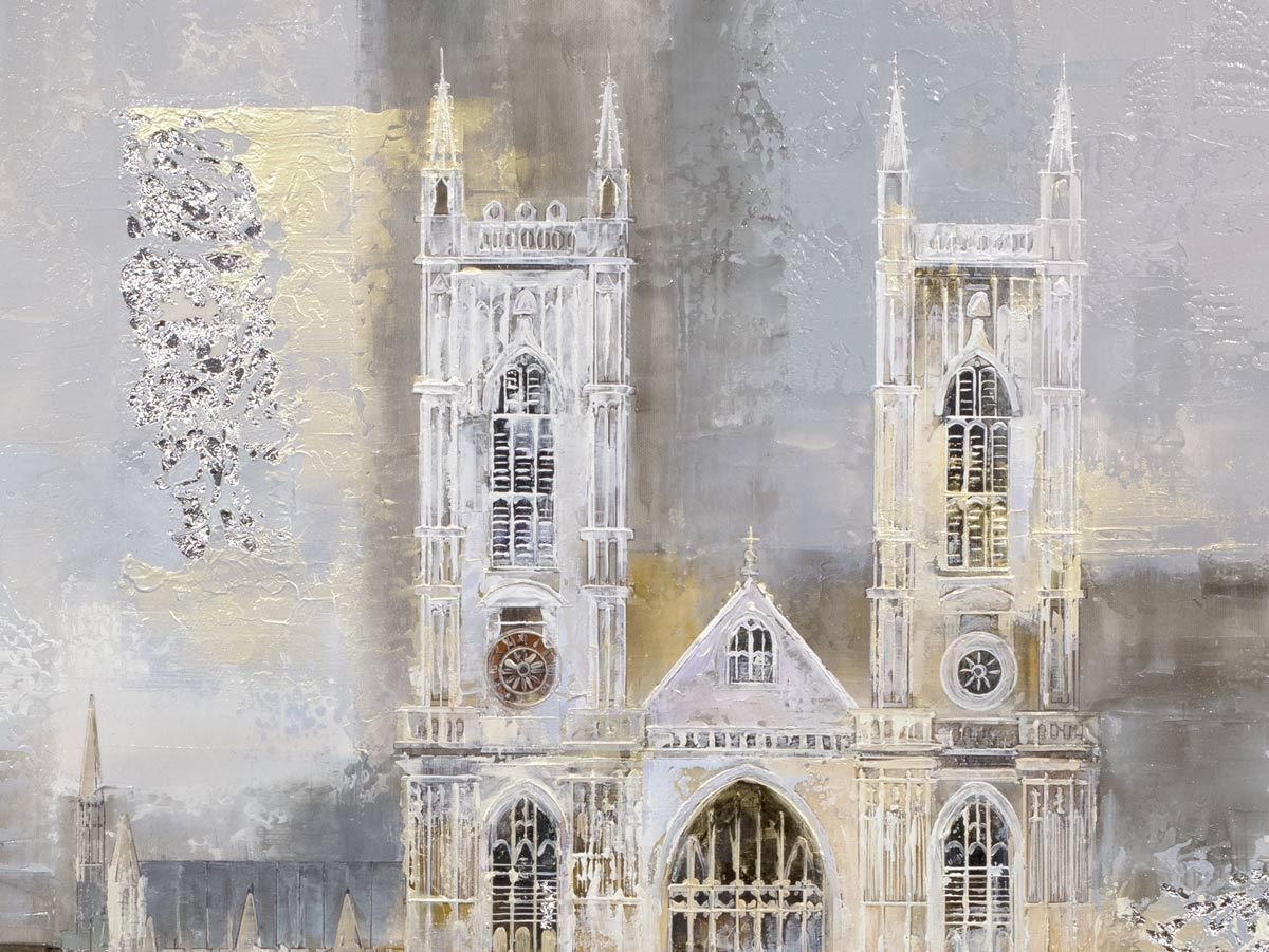 Cathedral Calling - Original Veronika Benoni Original