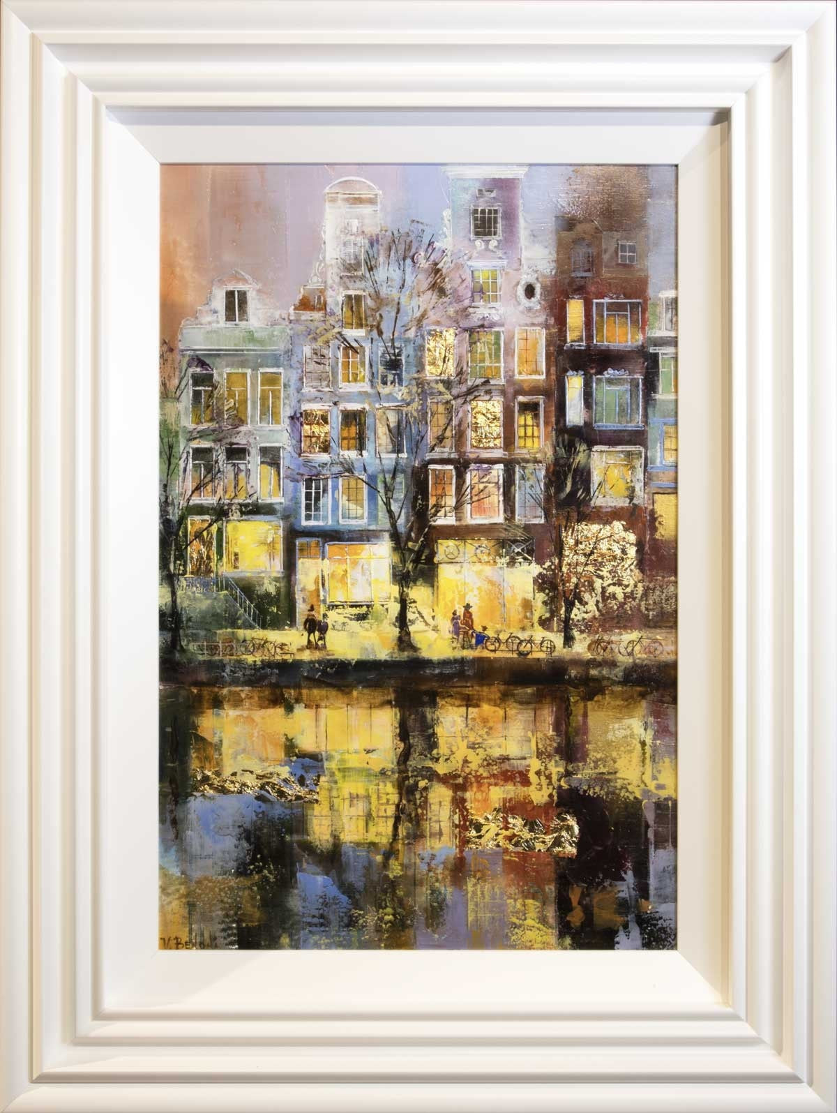 Evening Amsterdam - SOLD Veronika Benoni