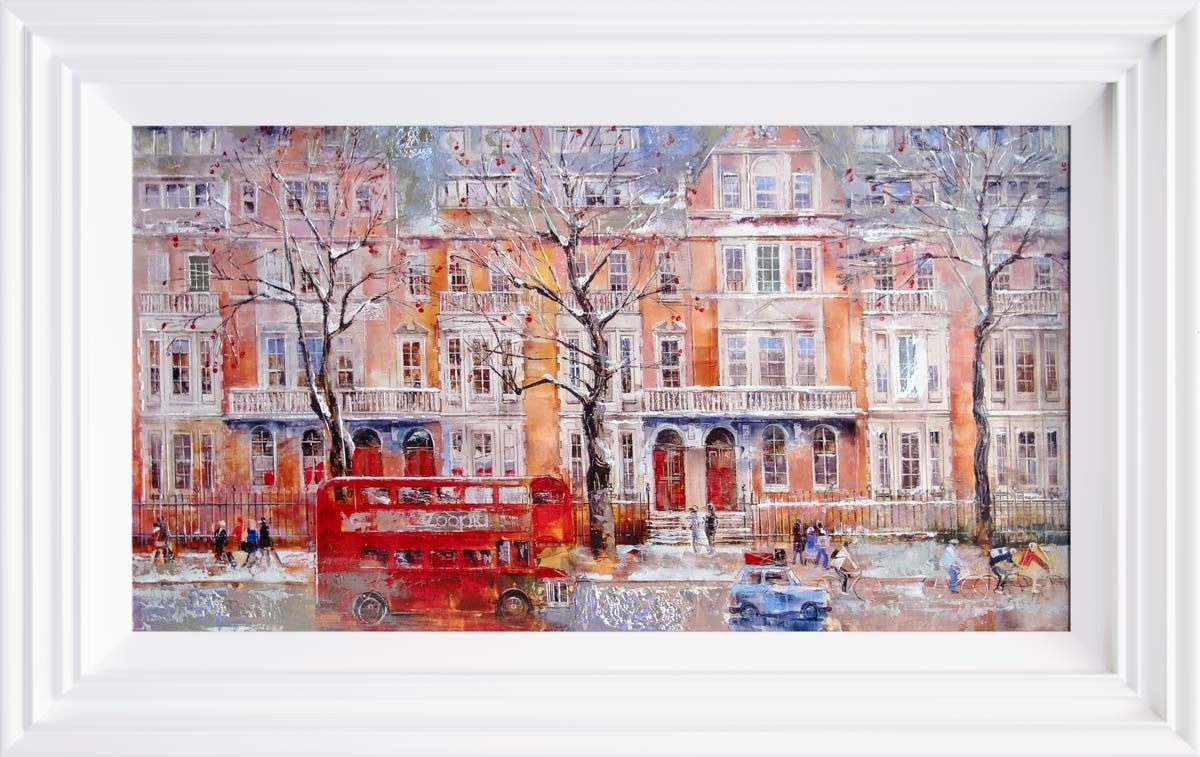 London in Winter - Sold Out Veronika Benoni