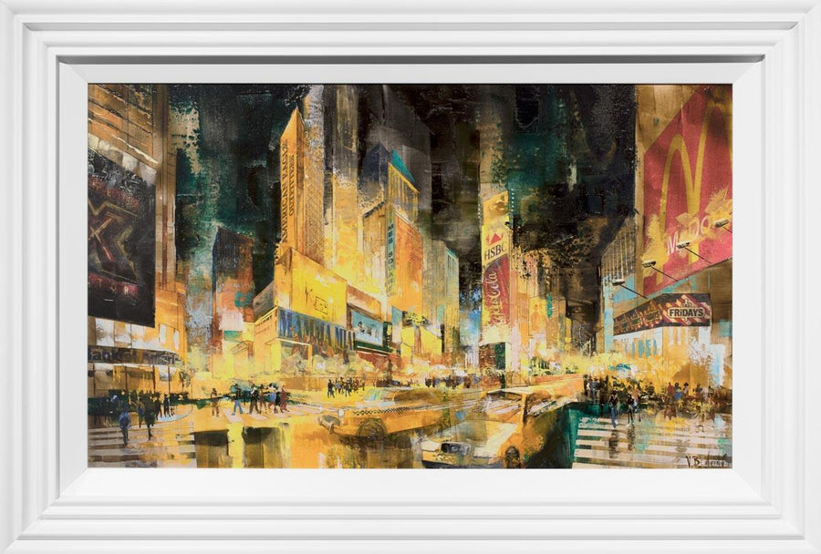 New York Broadway - Original Veronika Benoni