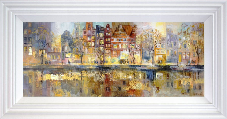 Paved with Gold (Amsterdam) - SOLD OUT Veronika Benoni