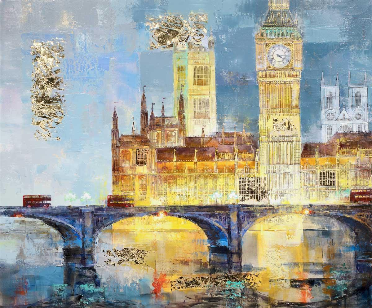 Reflections of Westminster Veronika Benoni