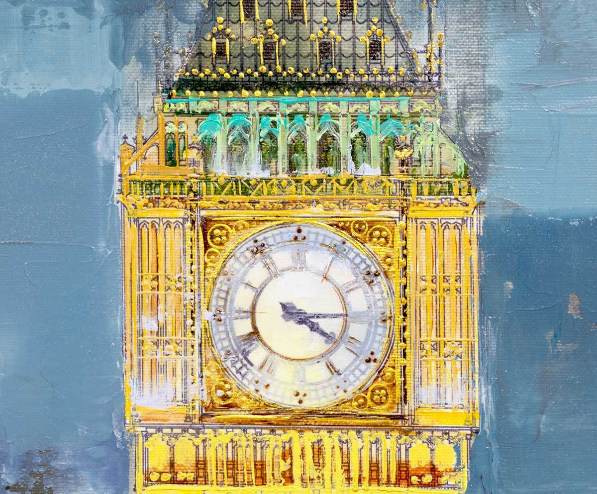 Reflections of Westminster - Original Veronika Benoni
