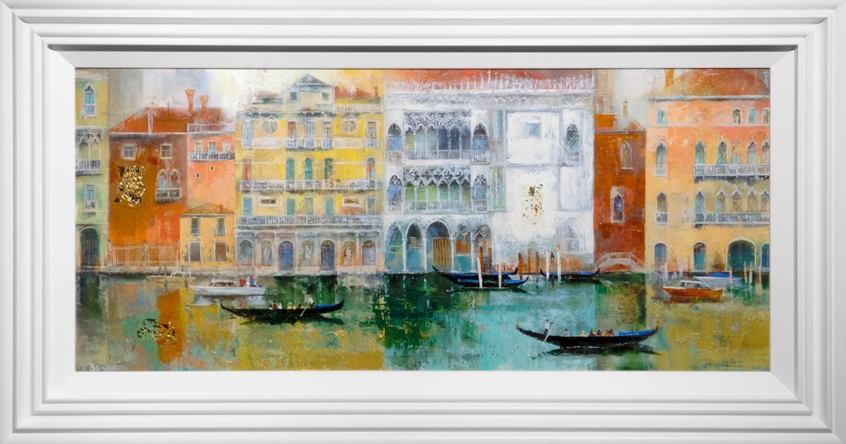 Venice Days - Original Veronika Benoni