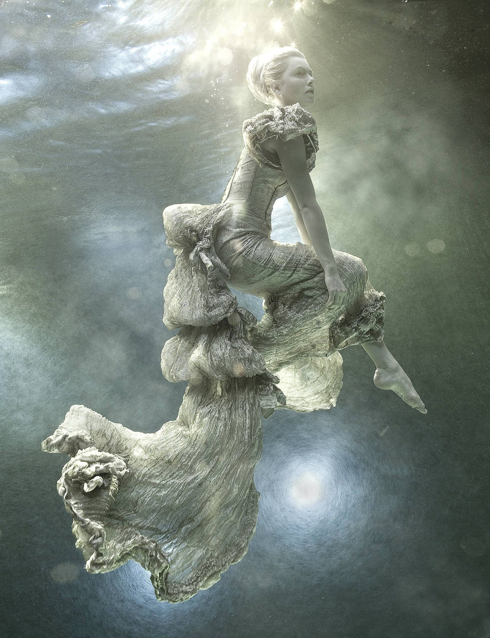 The Old Grey Teacher Zena Holloway