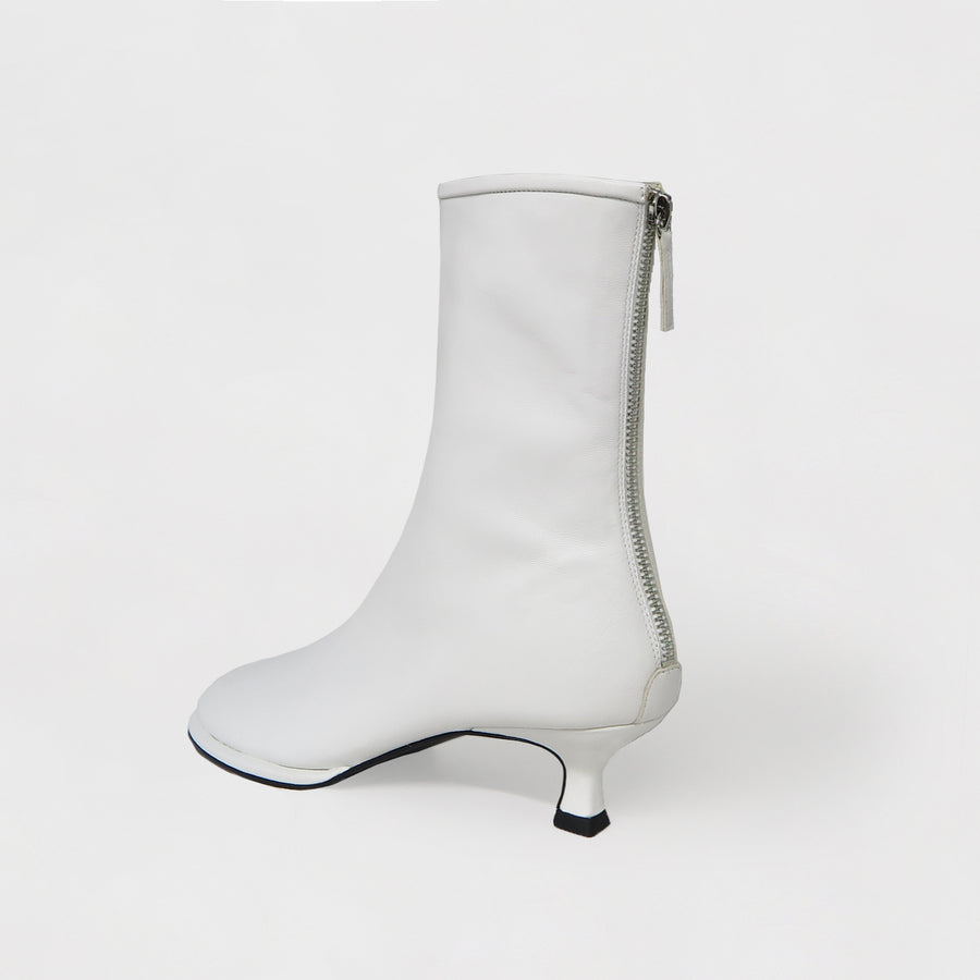 KIJOO Bottines - Blanc