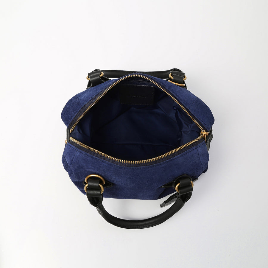 MEA Satchel - Denim