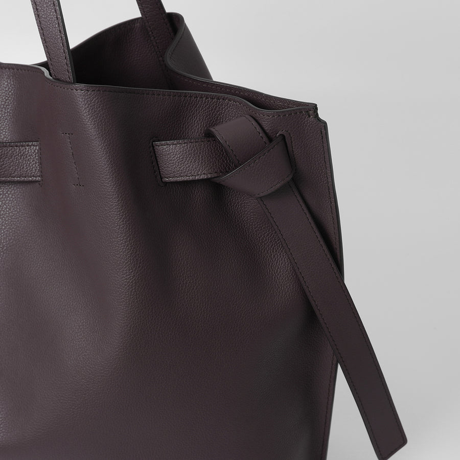 JHENNA Knot Tote Noeud - Cacao