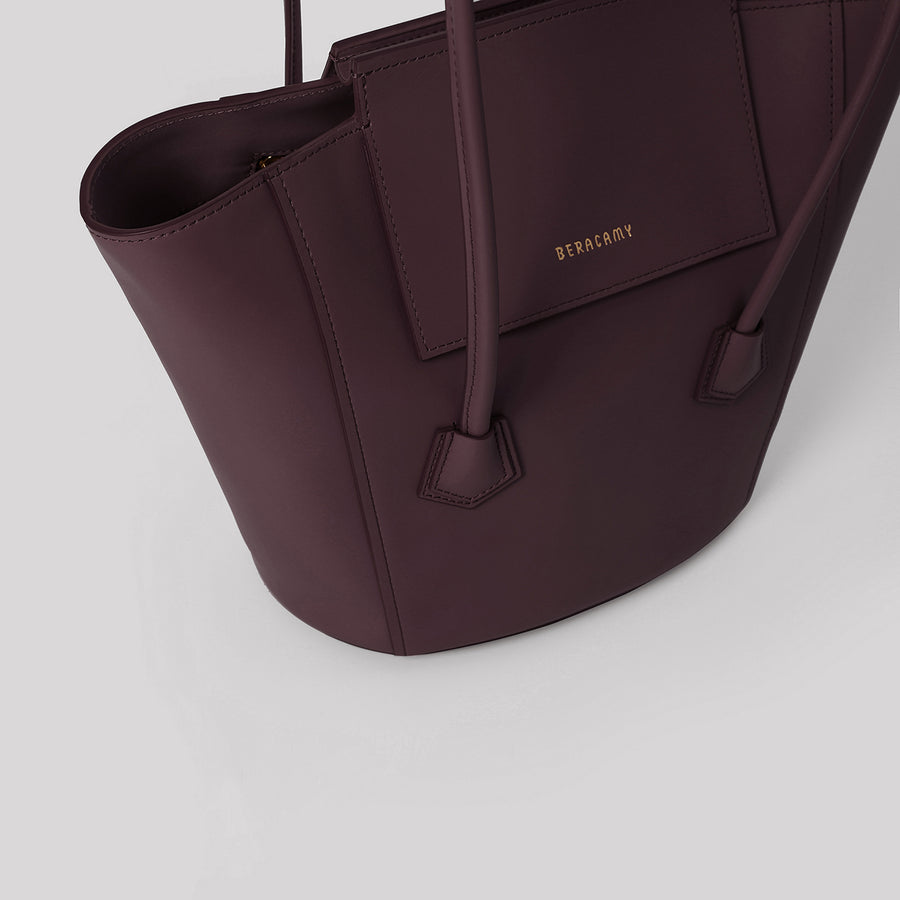 VALENTIN Satchel - Bordeaux
