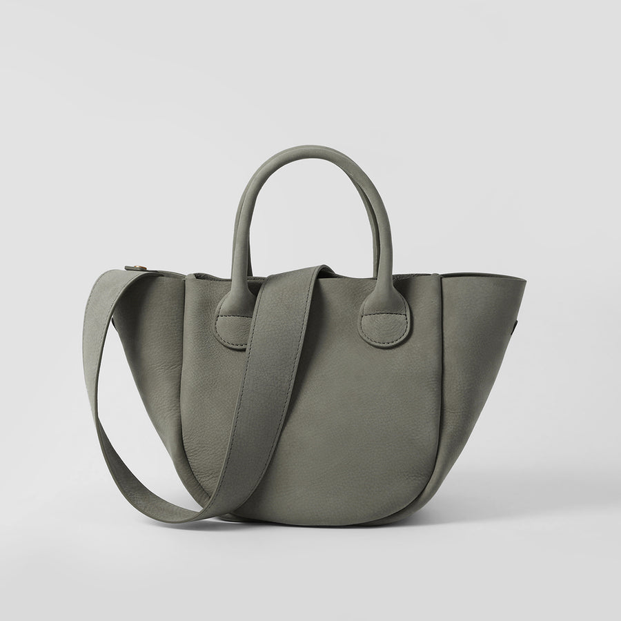 SOLA Mini Satchel - Olive