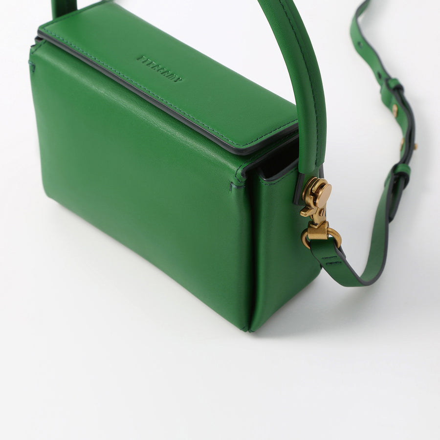DEVON Shoulder Bag - Green